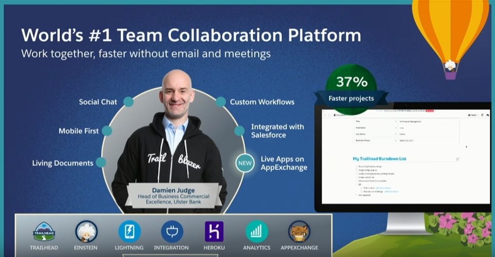 making team collaboration easier